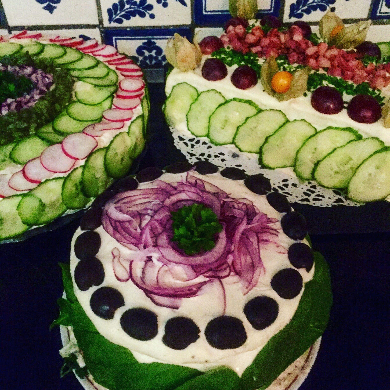 Smörgås tårta, Monika Ahlberg