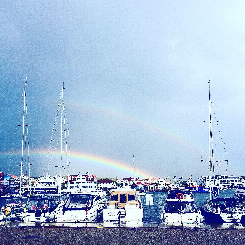 Regnbåge, Marstrand