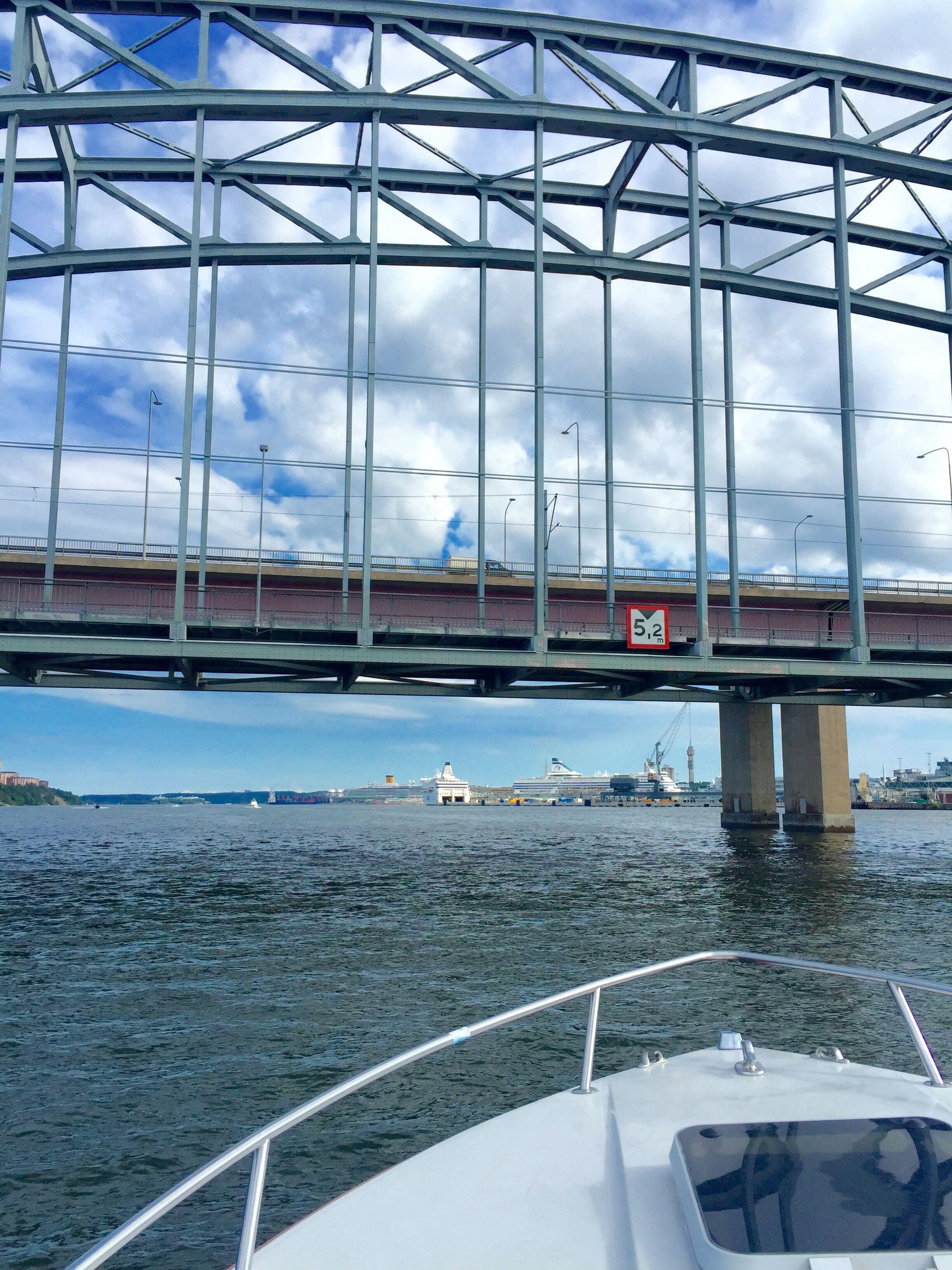 Stockholm Lidingöbron