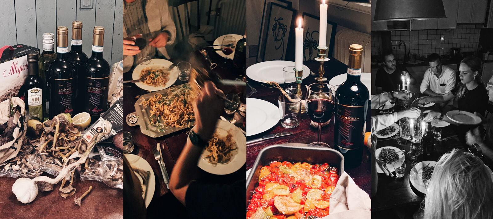 allegrini-dinner