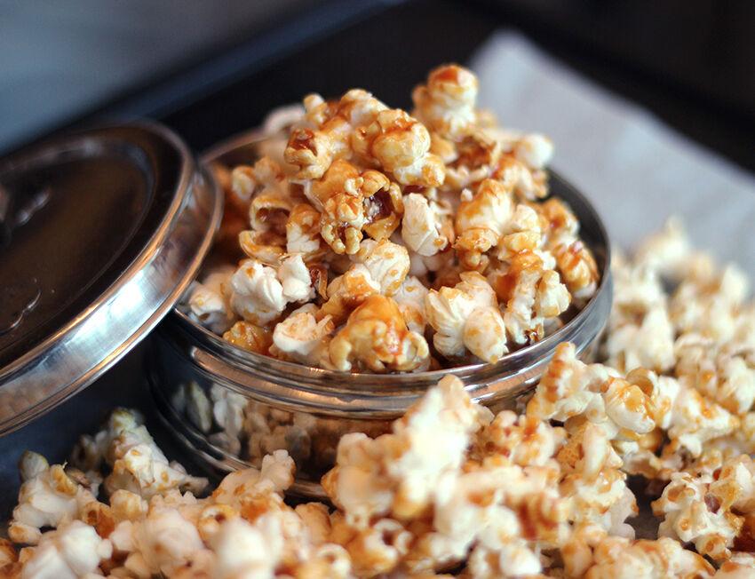 popcorn karamell
