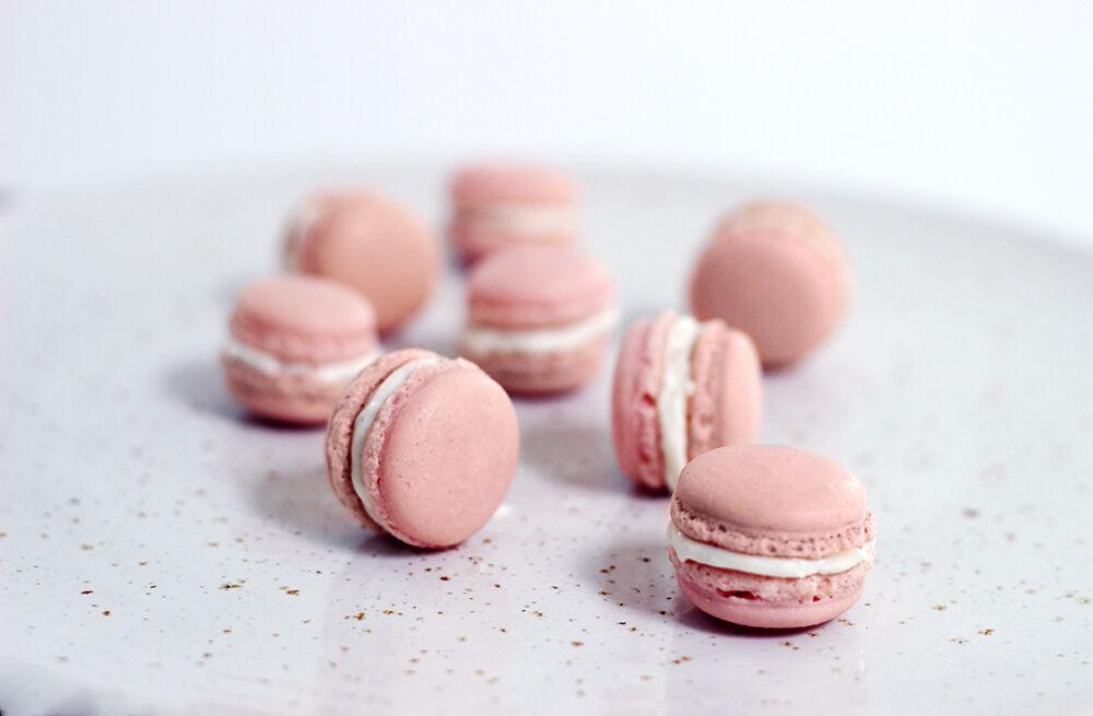 macarons recept