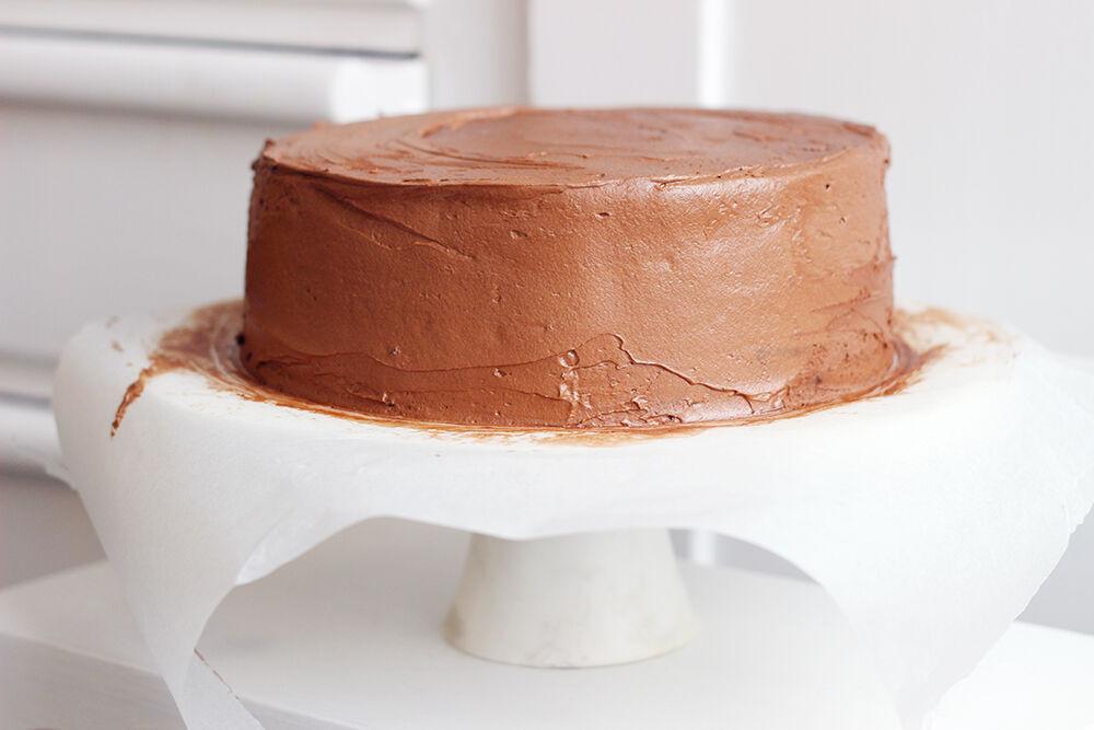 chokladtårta recept
