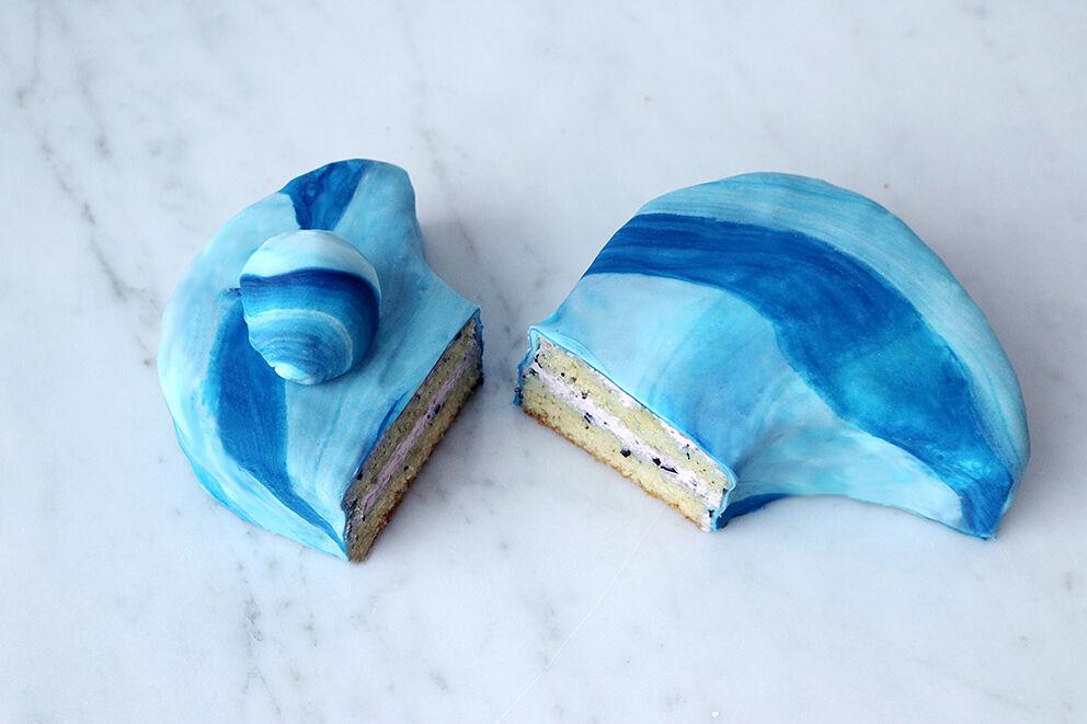 blåbärstrta recepr