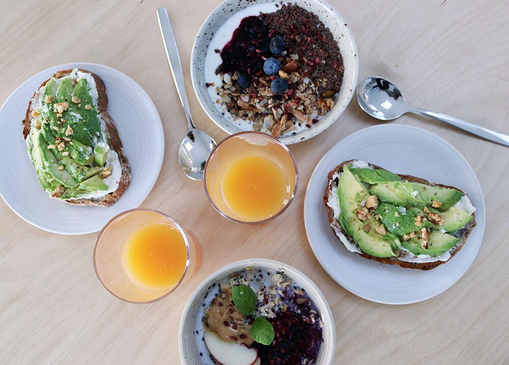 frukost overnight oats