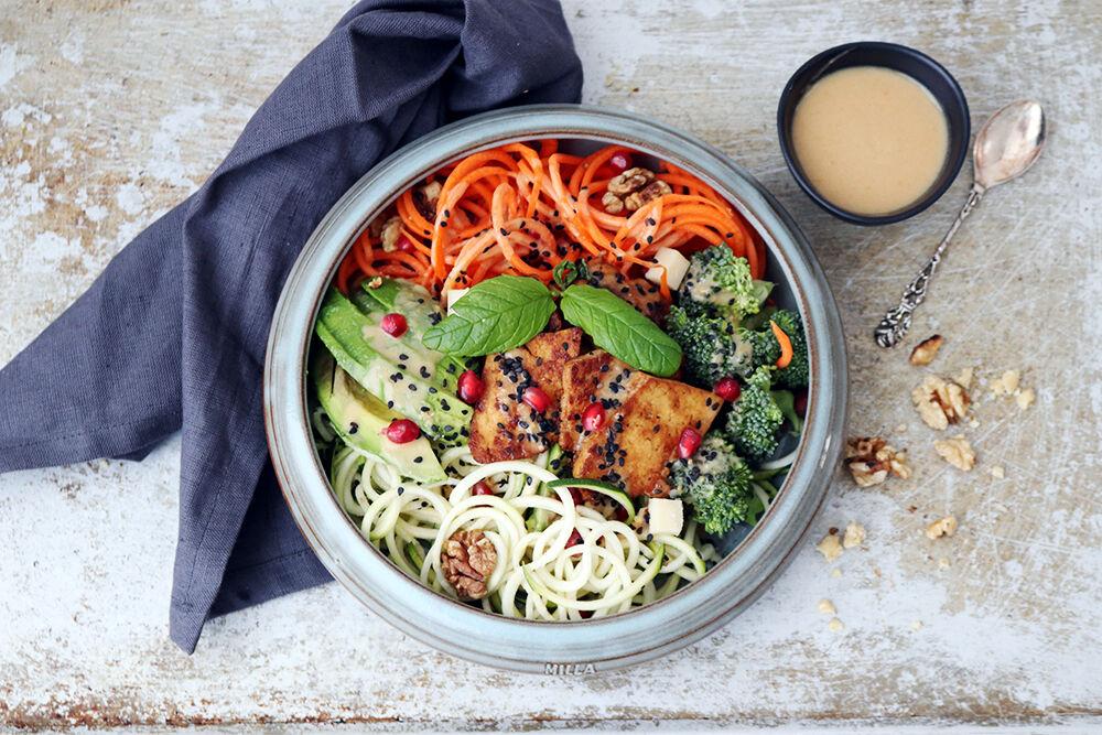 grönsaks svarv recept