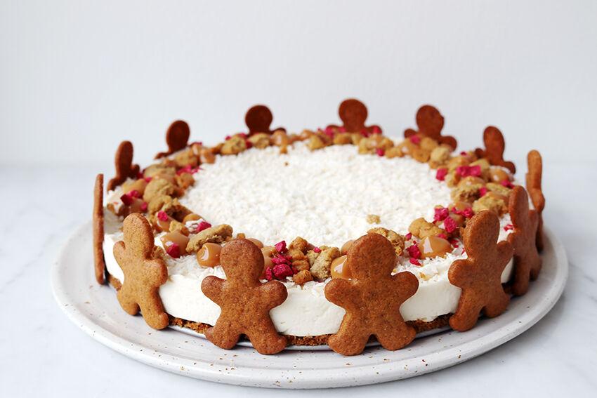 cheesecake kokos