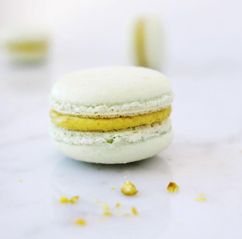 macarons fyllning