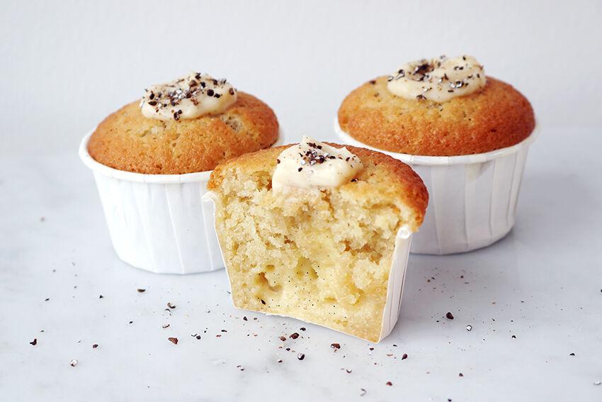 muffins vanilj