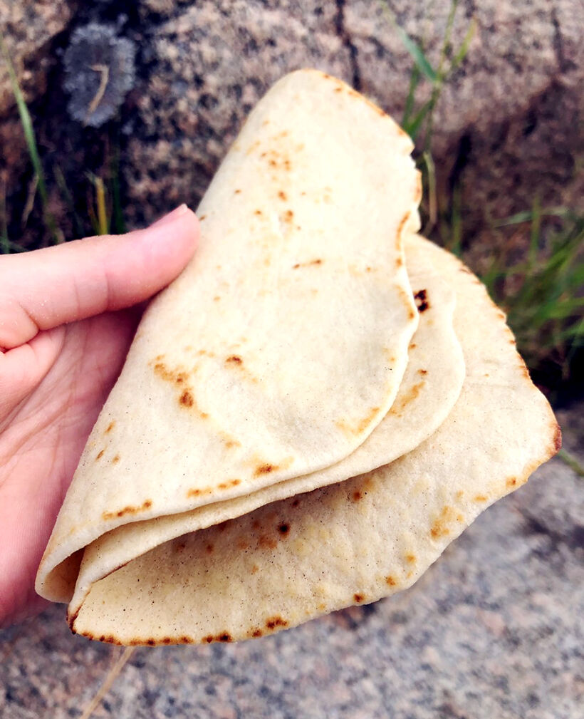 tortilabröd recept