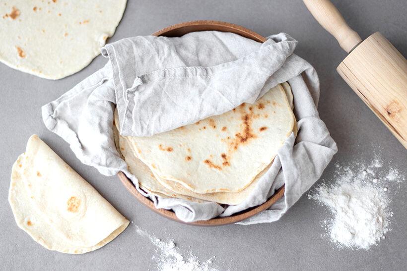 tortillabröd recept