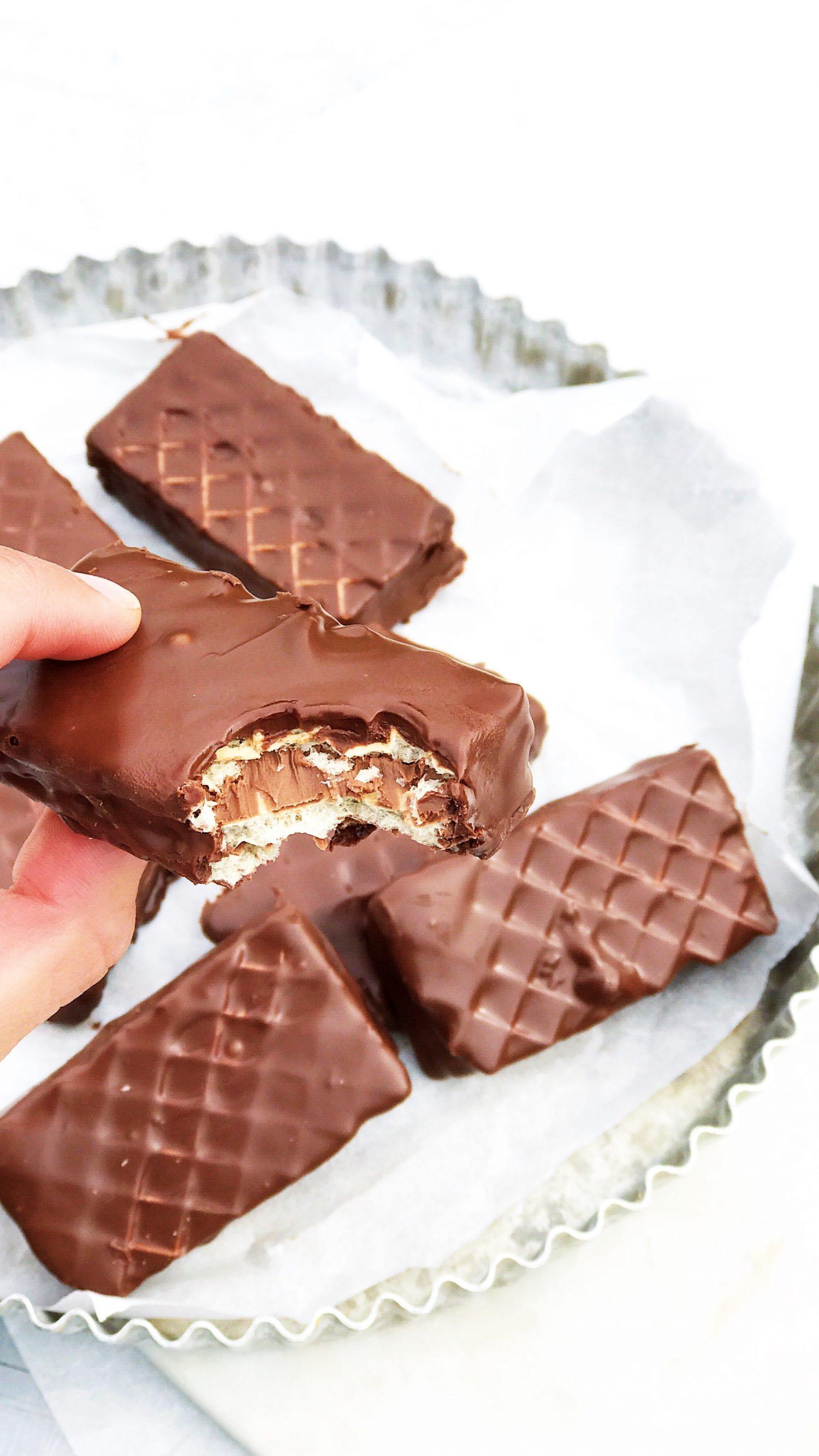 chokladkaka utan ugn
