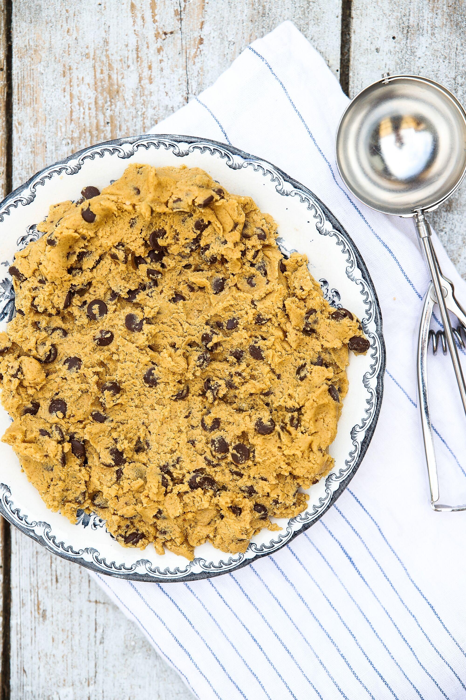 cookie dough deg recept