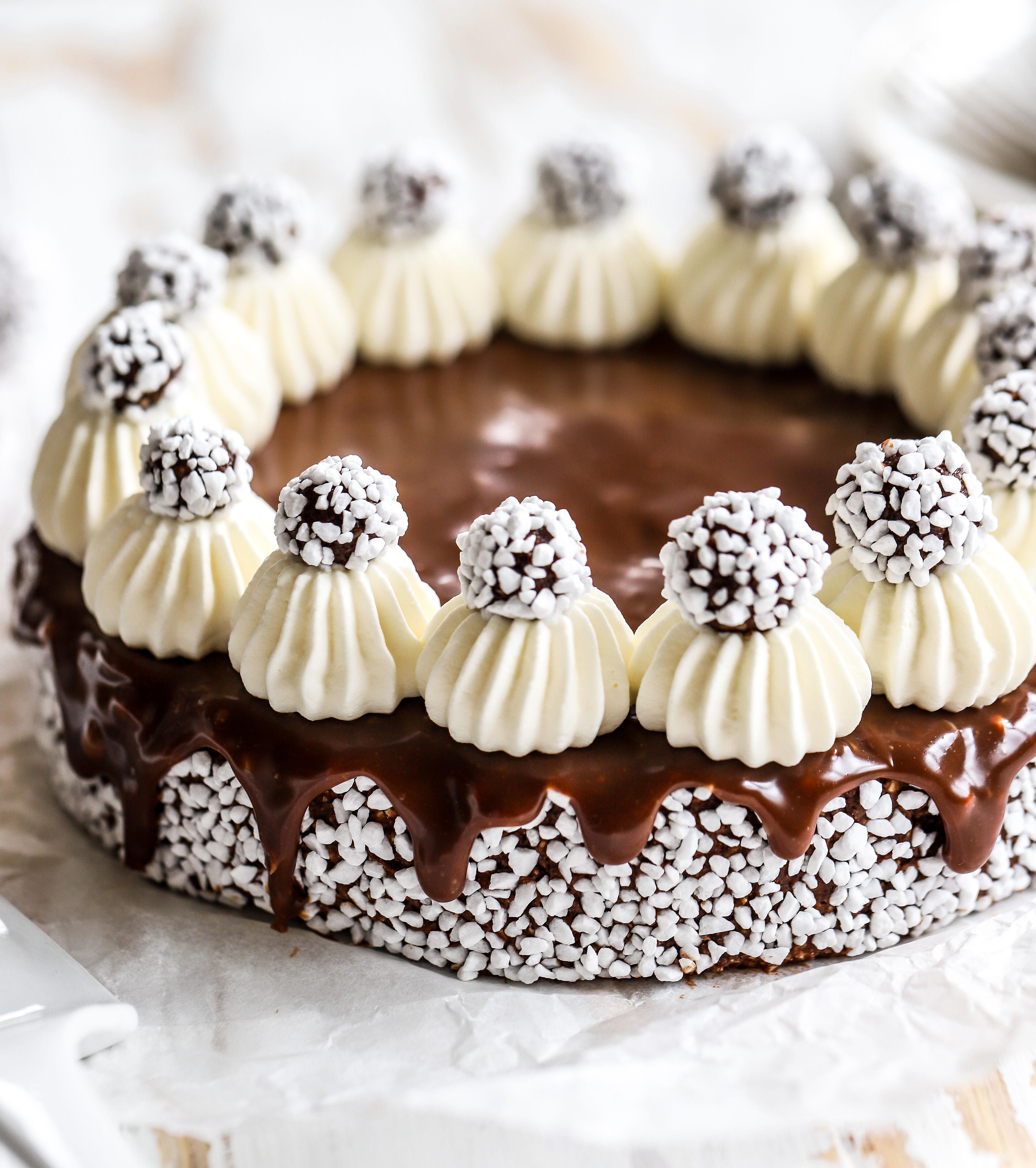 chokladbollstarta2