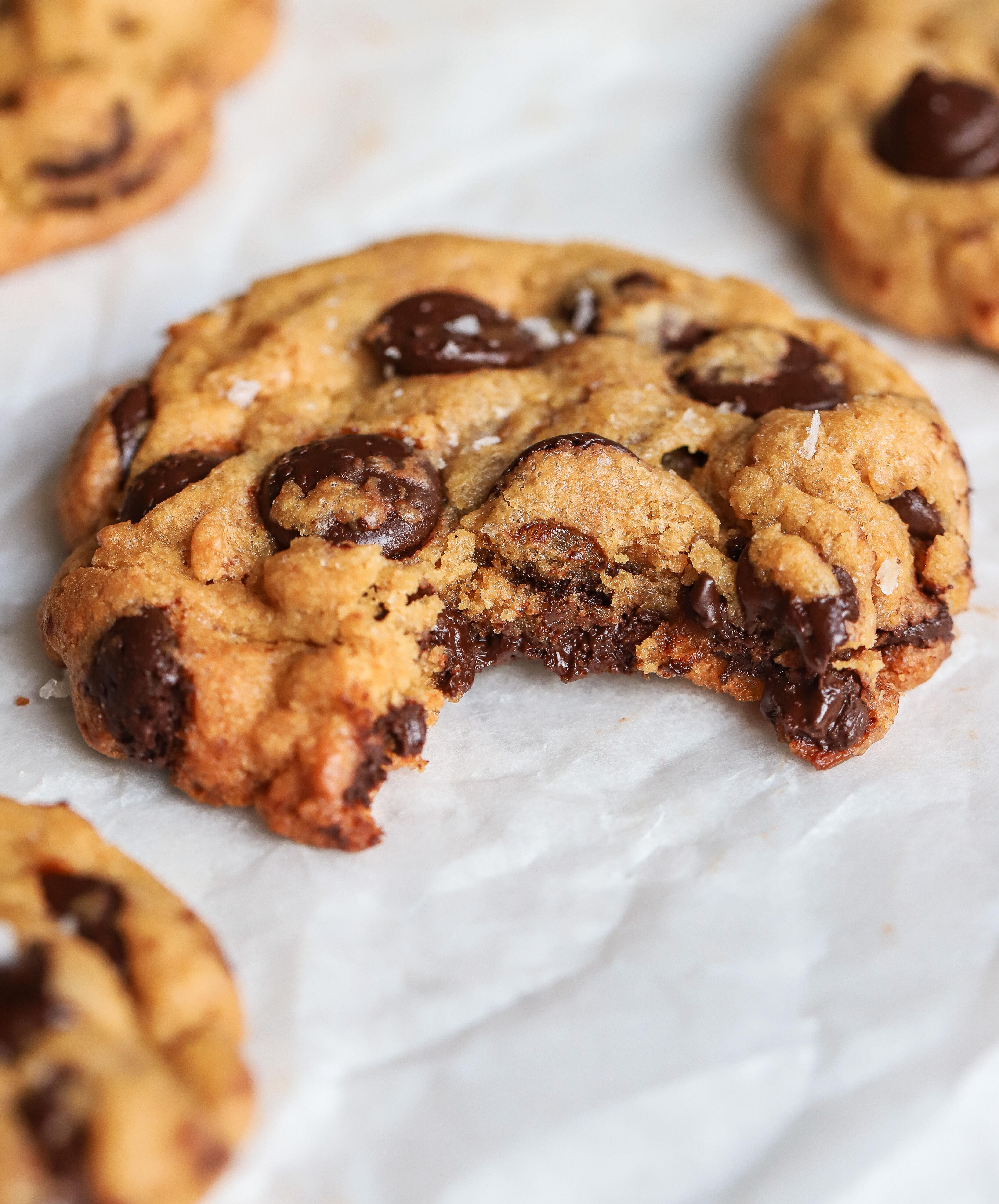 choklad cookies recept sega