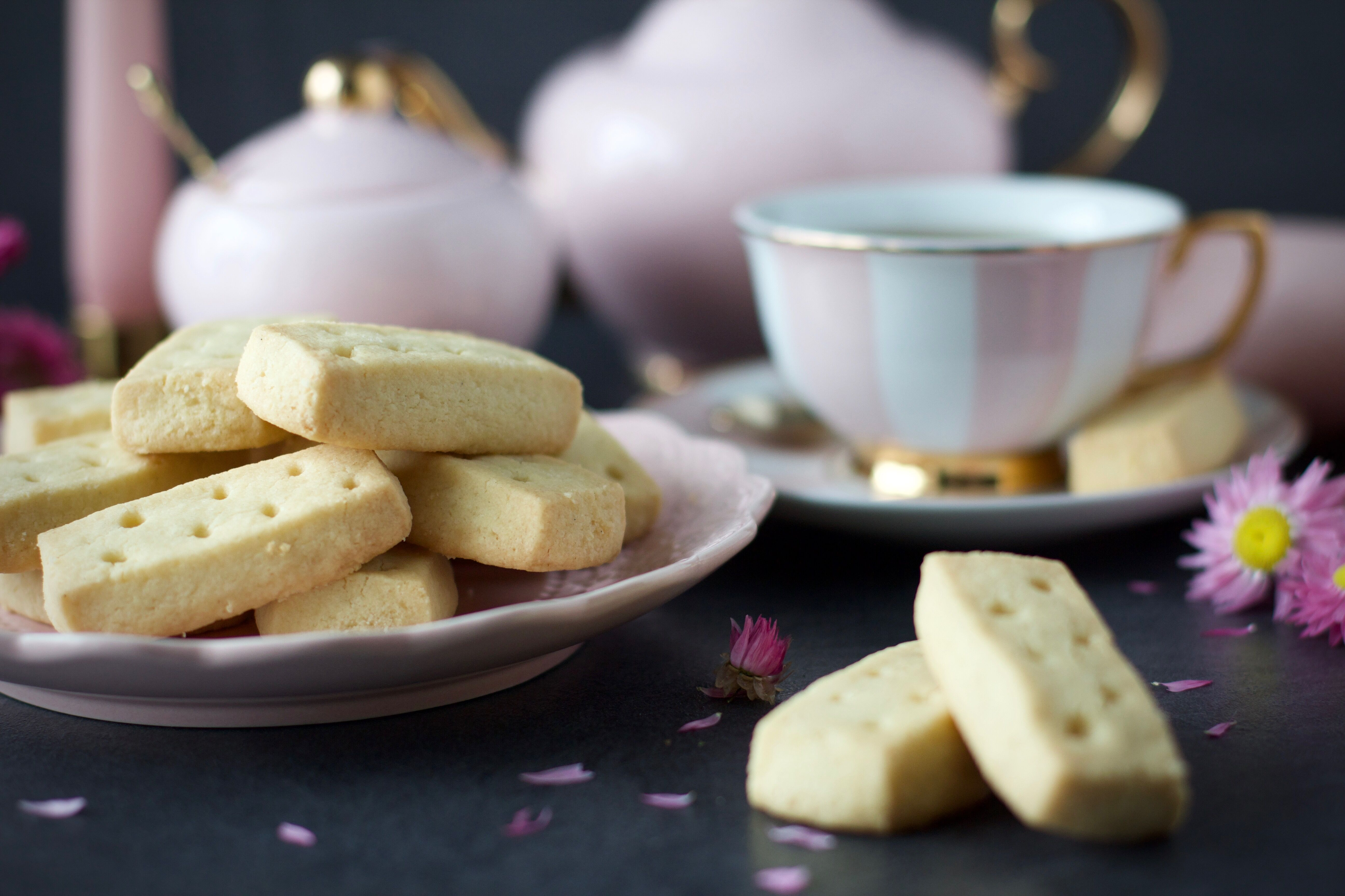 Afternoon Tea - Shortbread 1