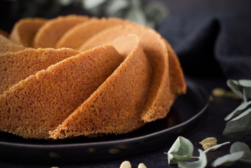 Saftig sockerkaka med kardemumma 2