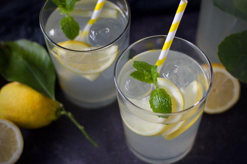 Hemmagjord lemonad 1
