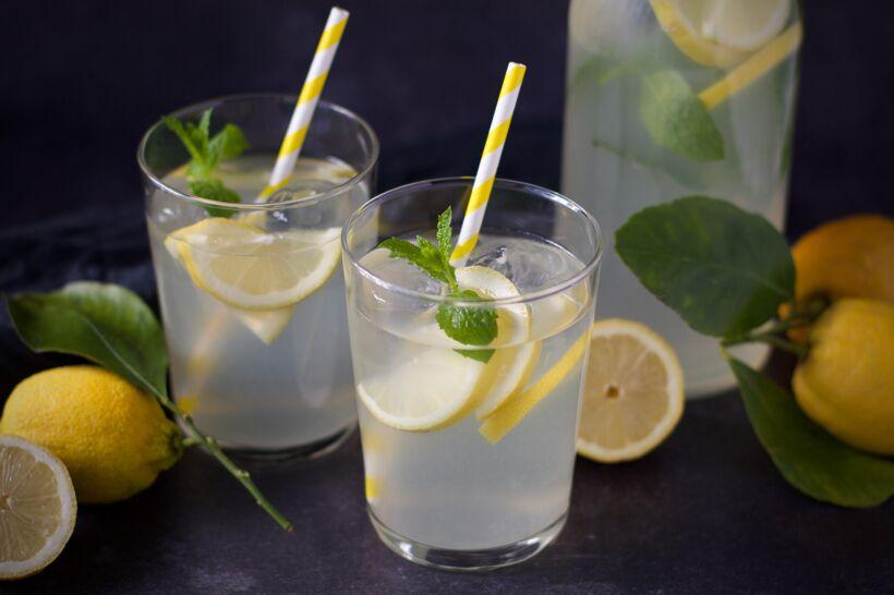 Hemmagjord lemonad 2