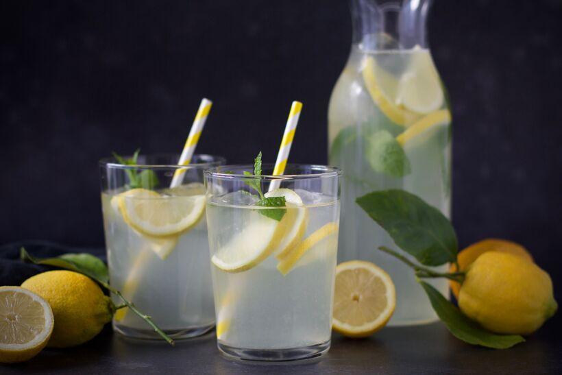 Hemmagjord lemonad