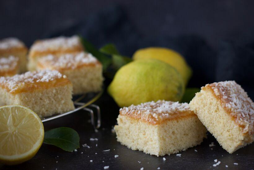 Silviakaka med citron 1
