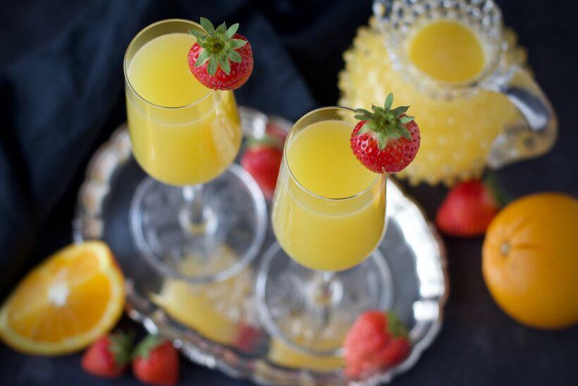 Mimosa - klassisk drink till brunch 1