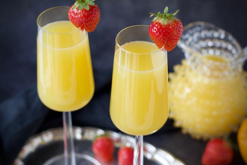 Mimosa - klassisk drink till brunch 2