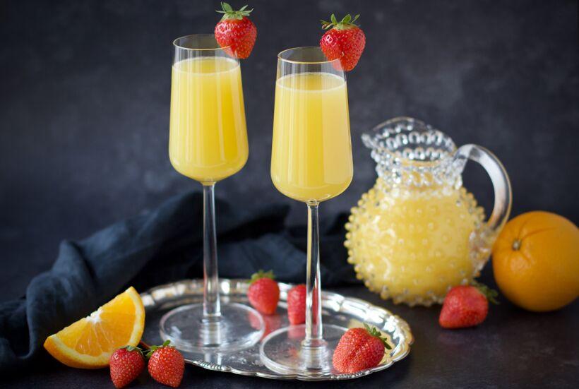 Mimosa - klassisk drink till brunch