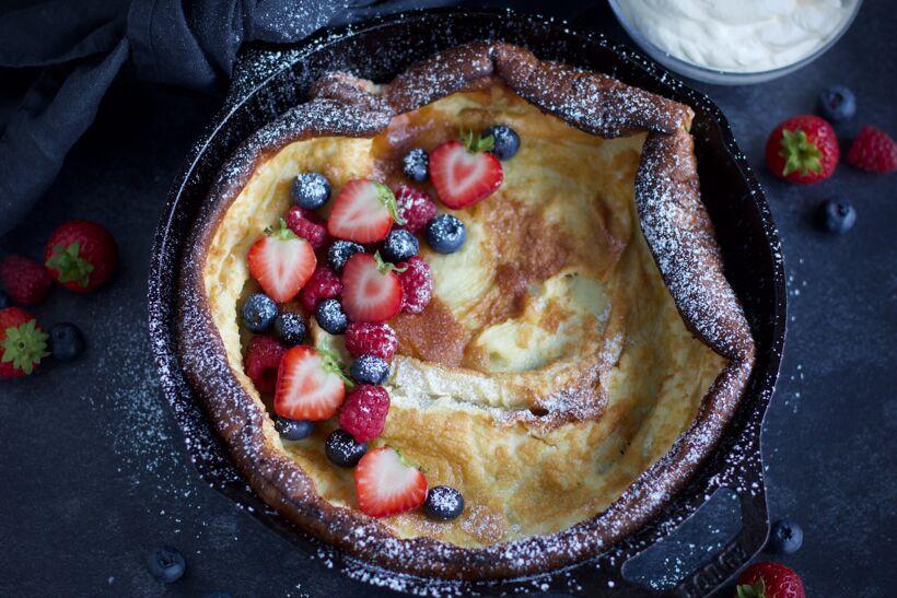 Dutch Baby Pancake 1
