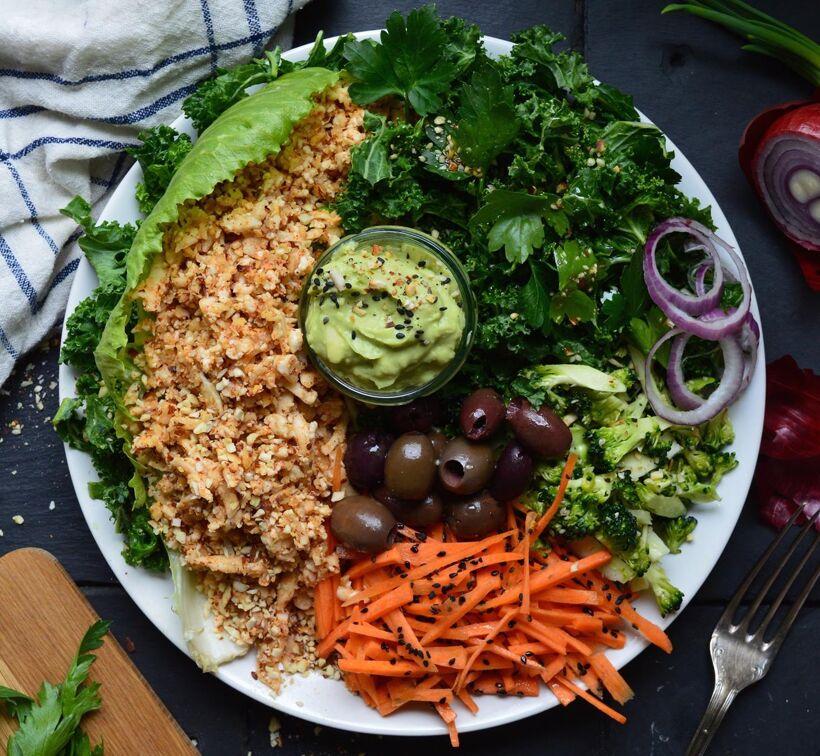 rawfood tacos raw recept nyttigt