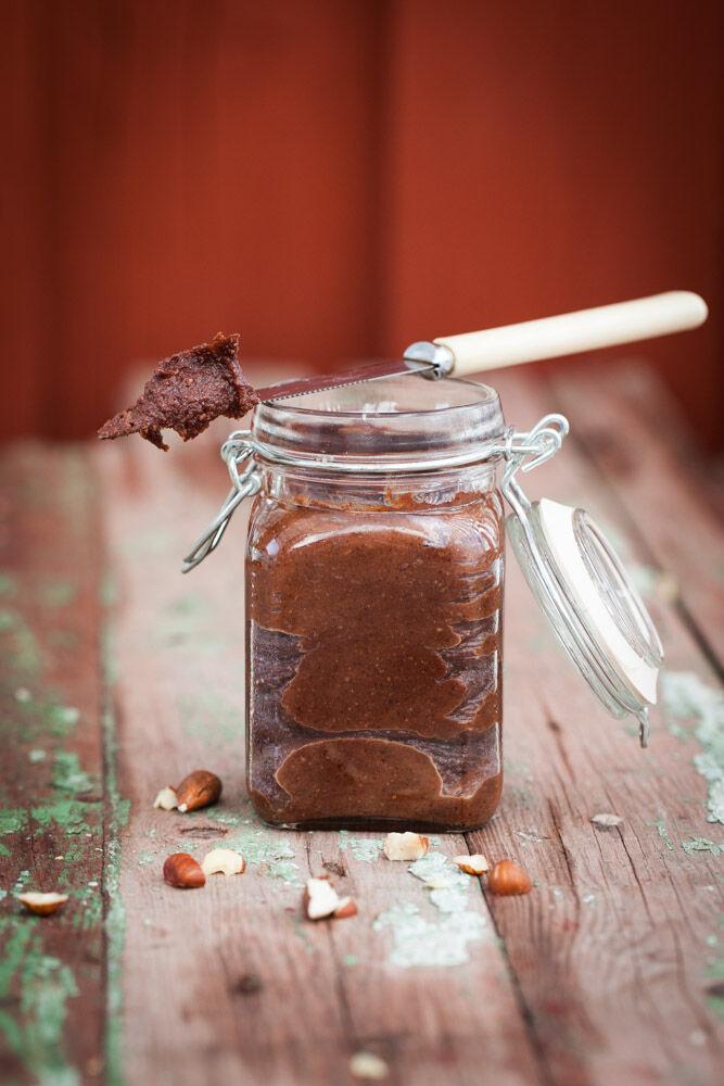 Hemgjord nutella
