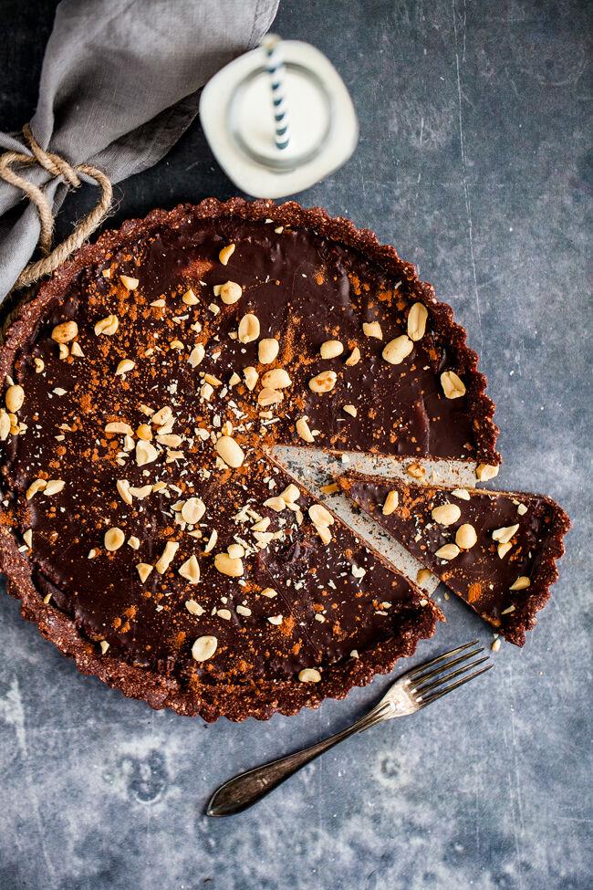 vegansk snickerspaj sockerfri nyttig
