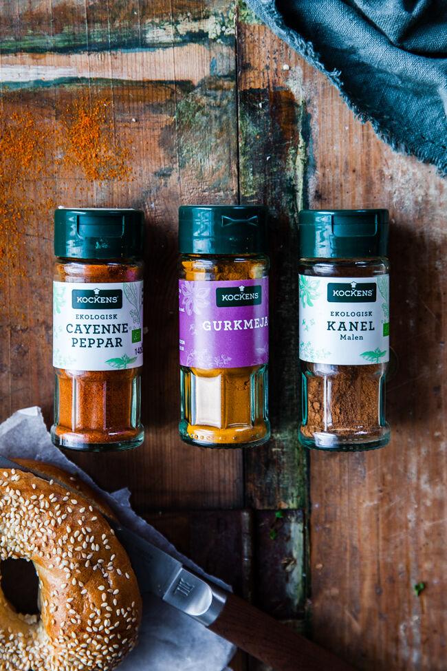 morot och blomkålssoppa, kockens kryddor, superkryddor