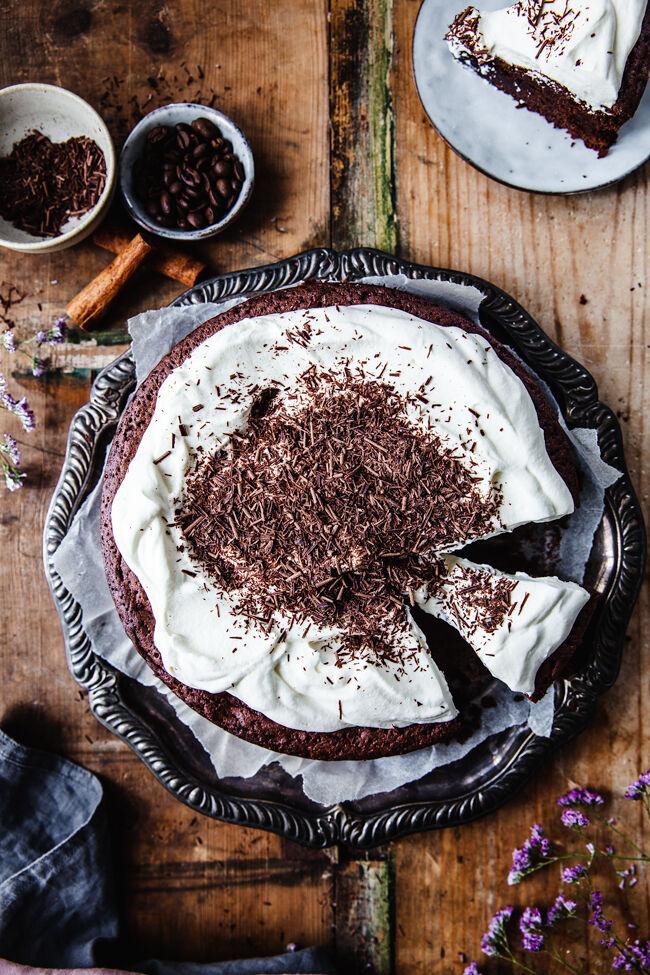 kockens kryddor, choklad, tårta