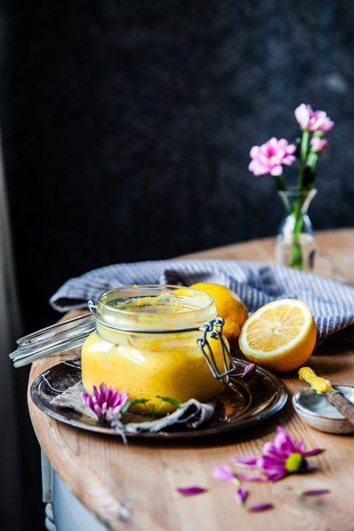 lemon curd, mango, påsk, dessert