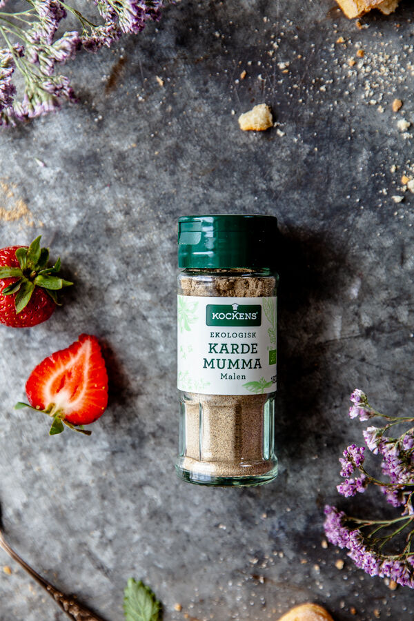 kockens kryddor, ekologisk kardemumma, tiramisu, fika, baka ,efterrätt