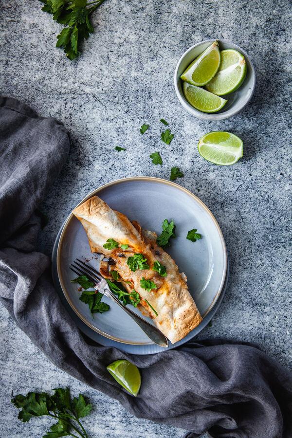 vegetariska enchiliadas, enchiladas kyckling, enchiladas quorn