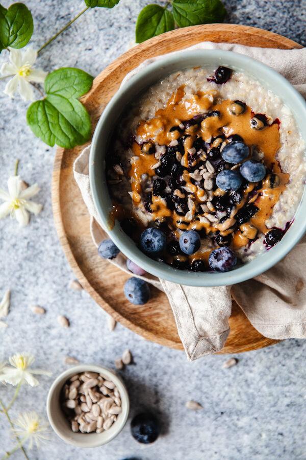 havregrynsgröt, grötens dag, frukost