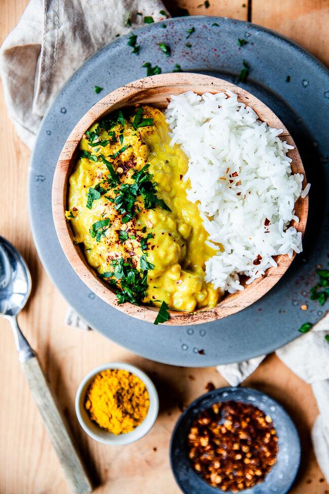 currykyckling, curry