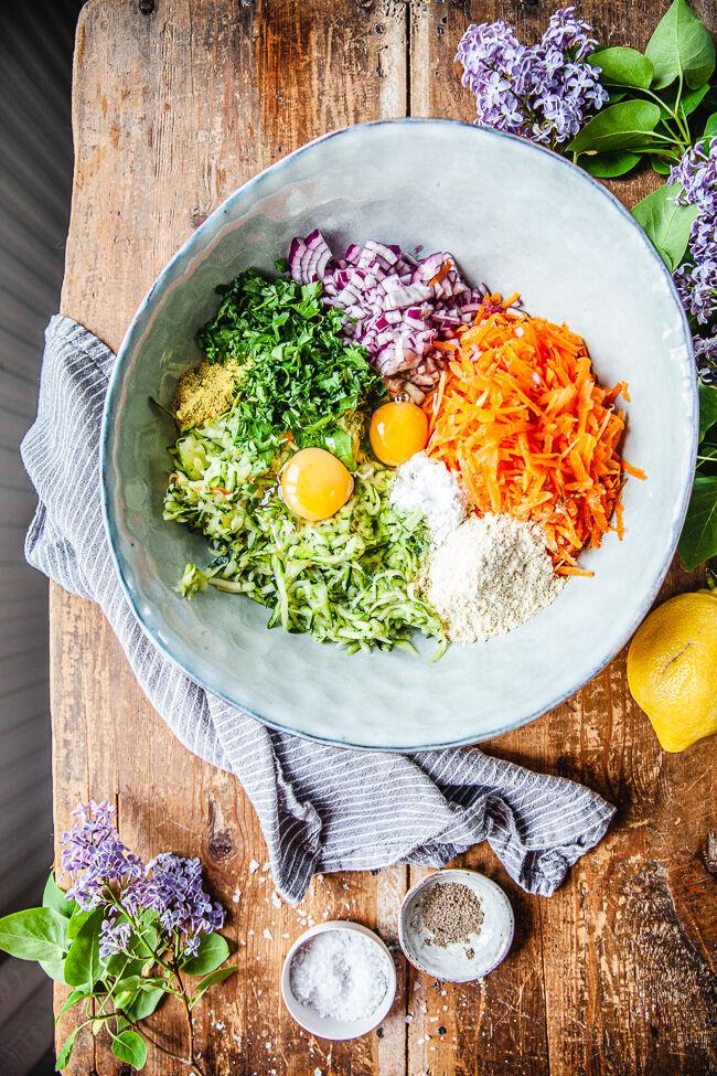 grönsaksbiffar, glutenfria biffar, glutenfritt, picknick