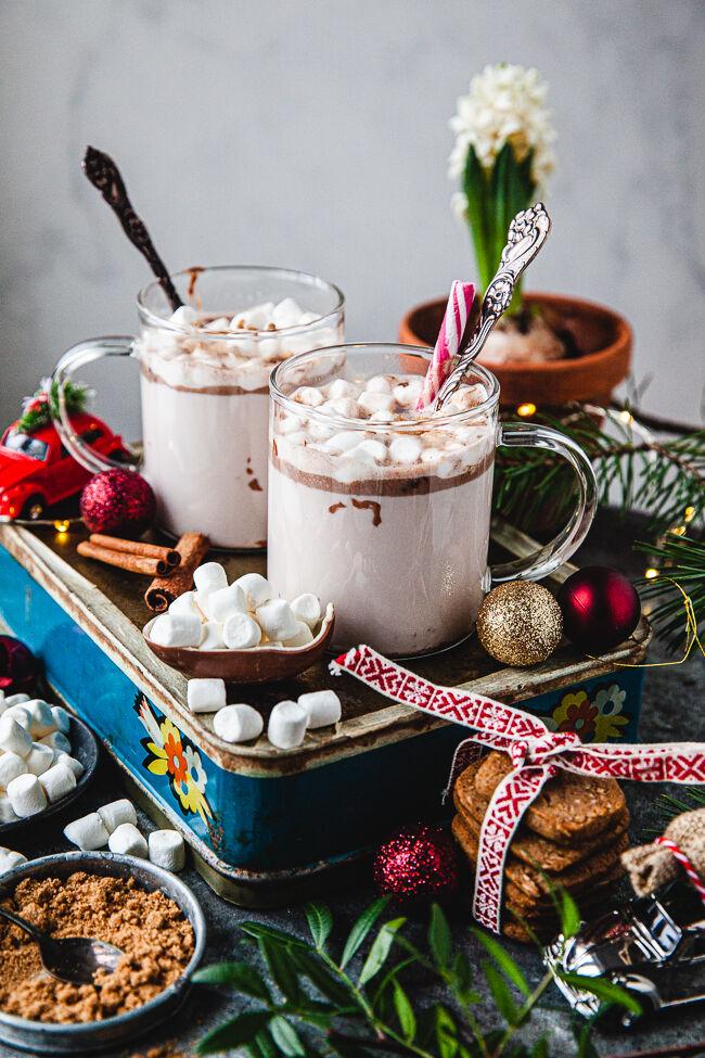 chokladbomb, varm choklad,