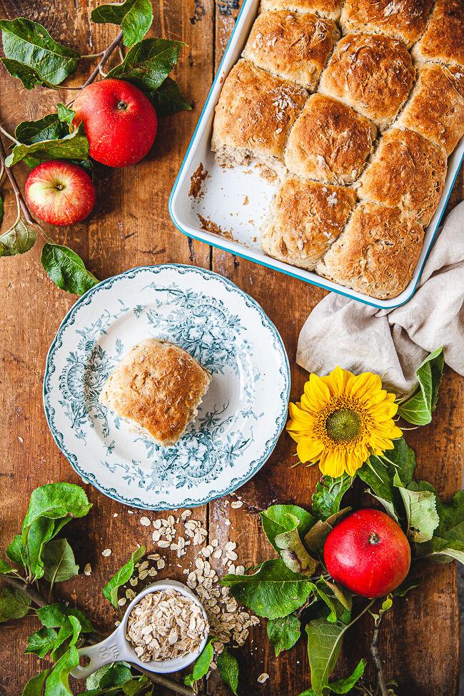 grötbröd, recept på bröd, brödrecept