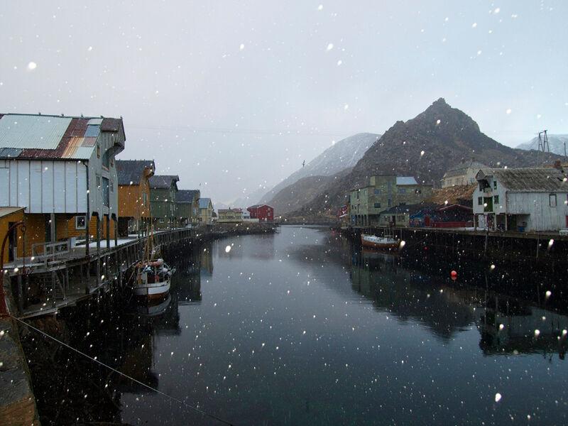 Nyksund, Norge