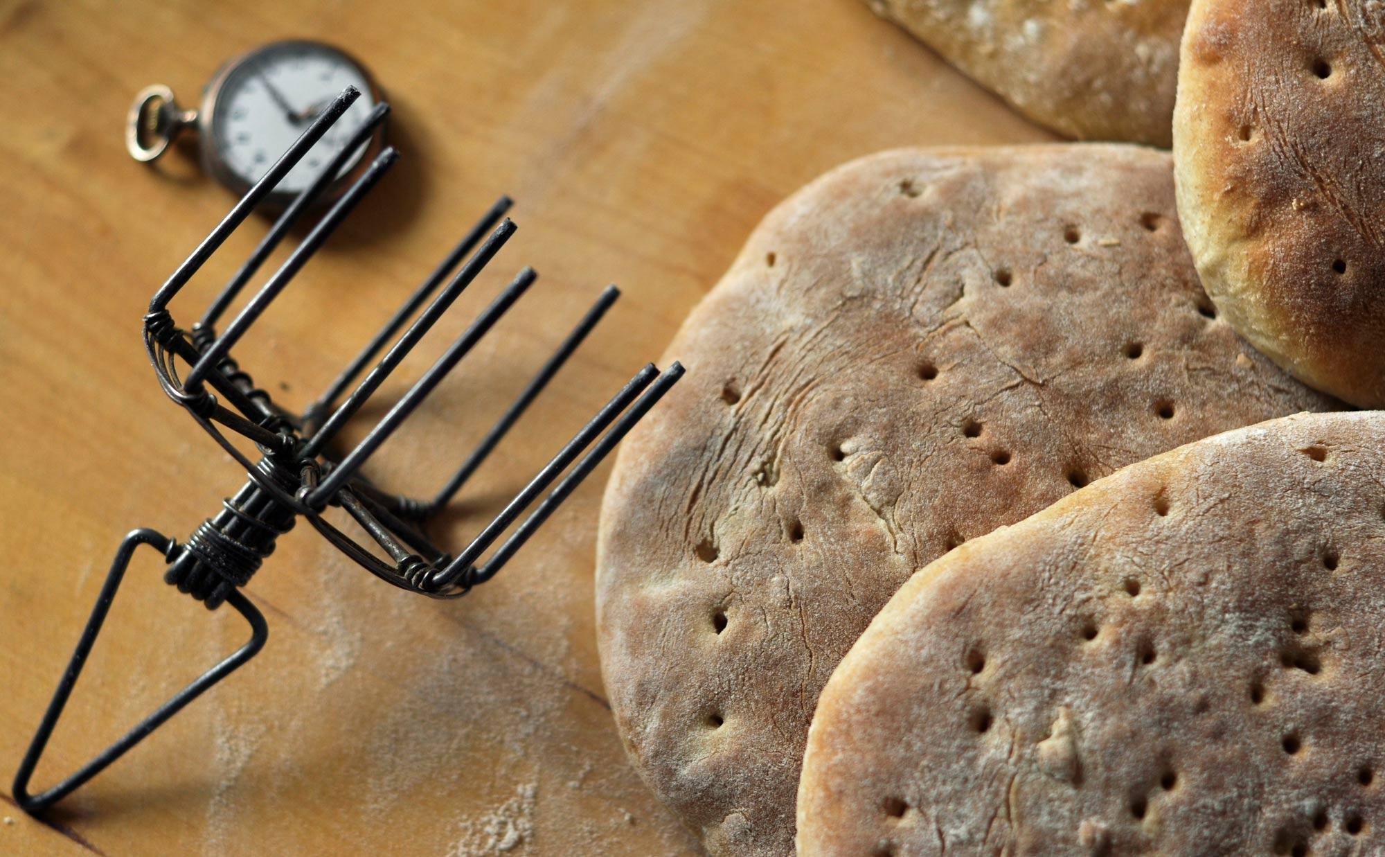 Recept på lättbakat bröd