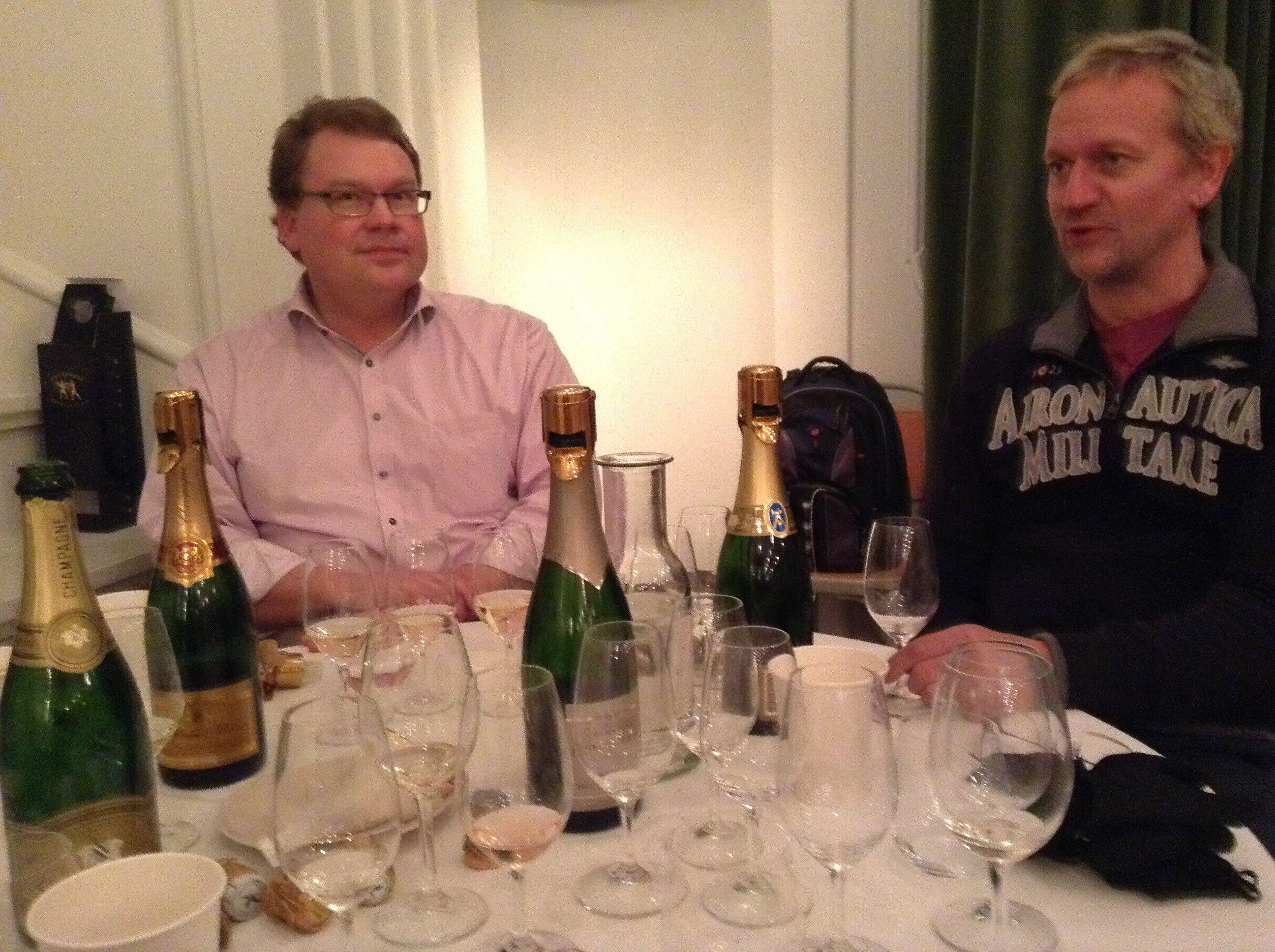 Magnus fritzell Pelle champagne