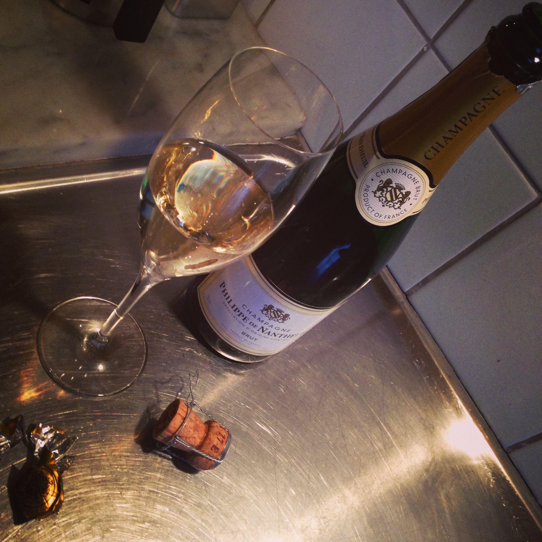 Philippe de Nantheuil - Sveriges billigaste champagne