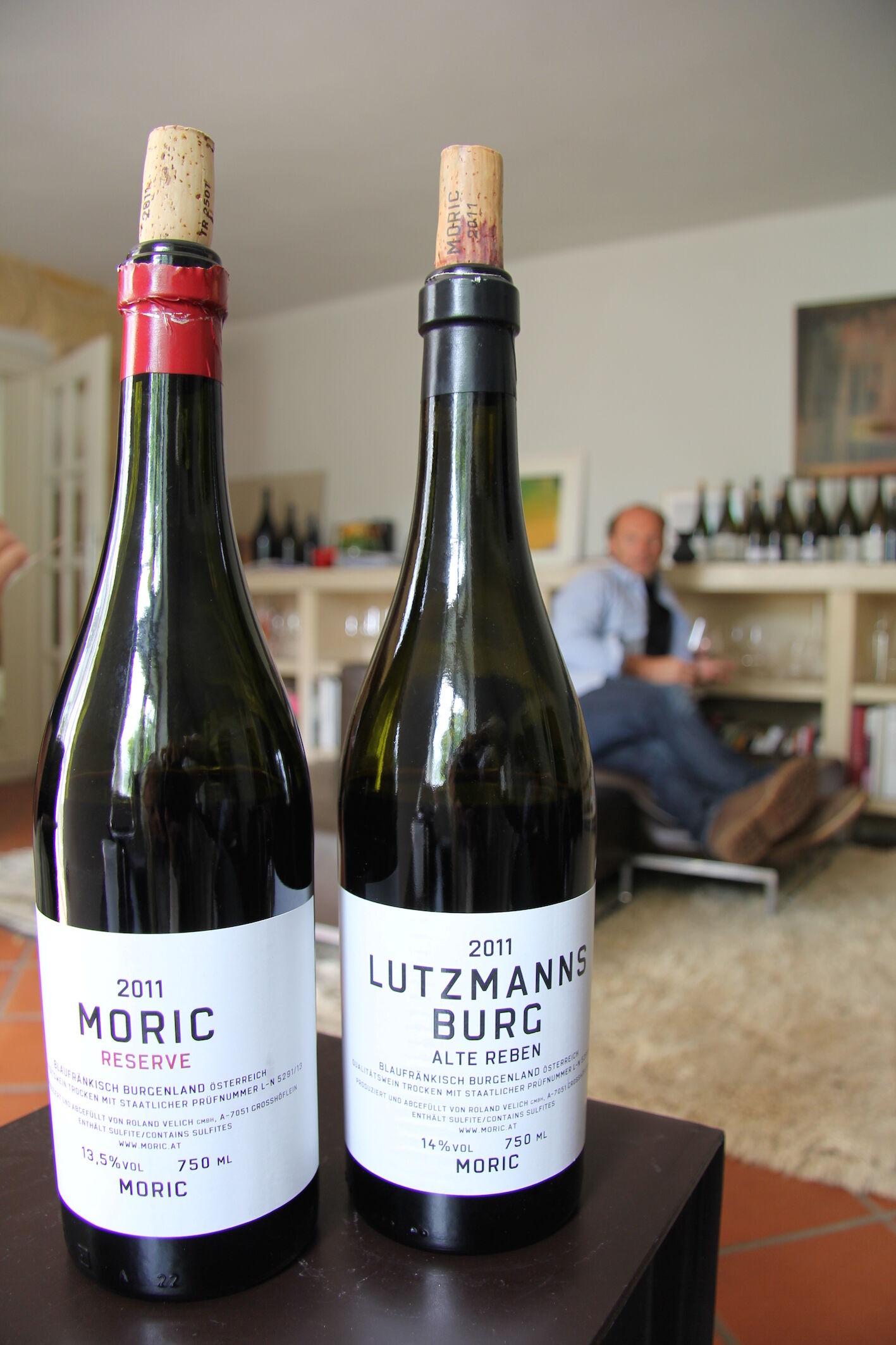 Moric Austria Wine