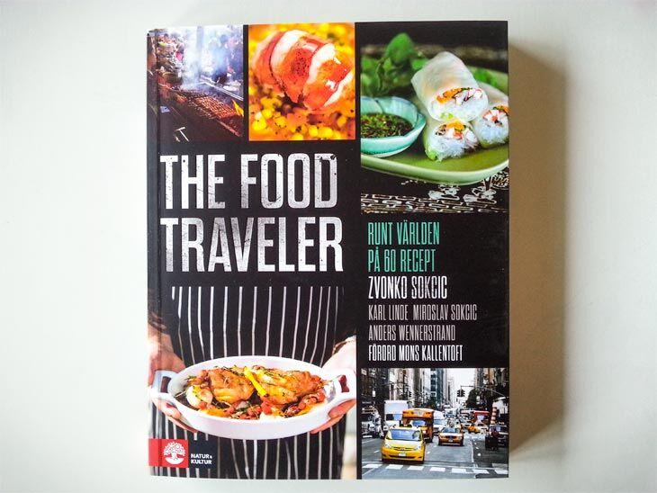 Bokomslag till The Food Traveler av Zvonko Sokcic