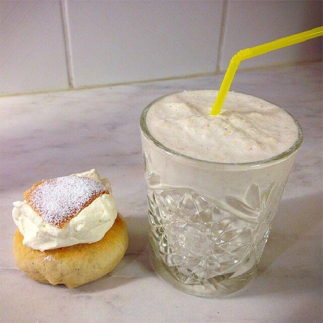 semla-milkshake