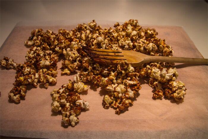 pepparkaks-popcorn